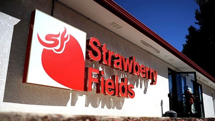 Strawberry Fields Plans to Launch Cannabis Vending Machines in Colorado Dispensaries
