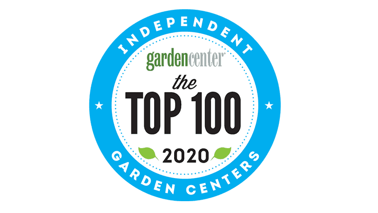 Calling all submissions for the 2020 Top 100 Independent Garden Centers list