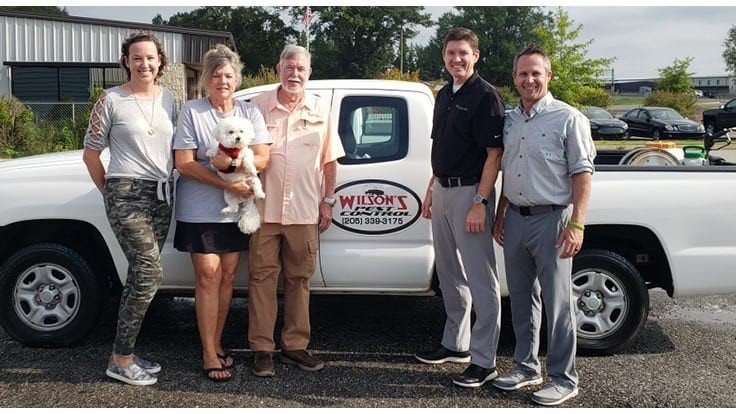 Waynes Announces Acquisition of Wilson Pest Control