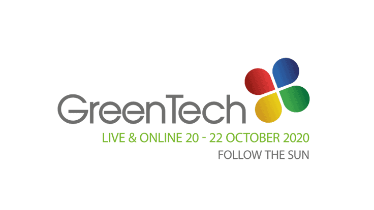 GreenTech Amsterdam 2020 goes virtual