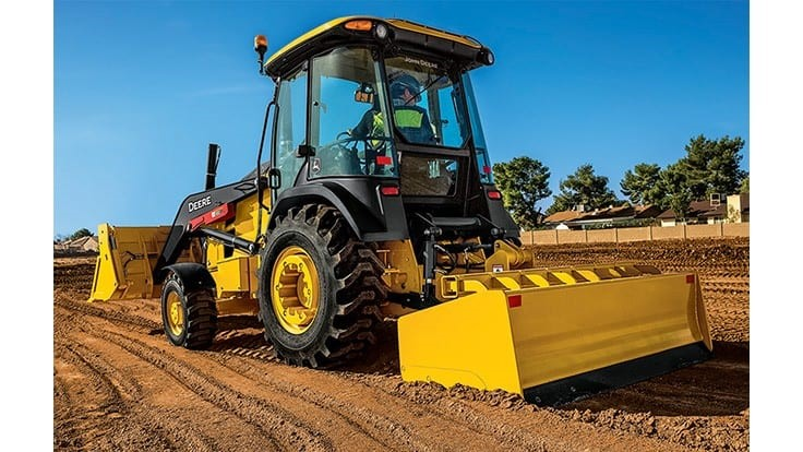 John Deere introduces grade control-ready options for L-Series Tractor Loaders