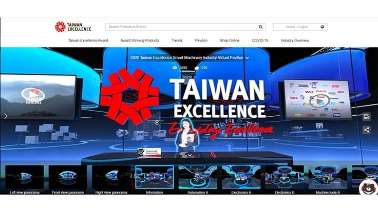 Taiwan's Smart Machinery Advantage virtual conference