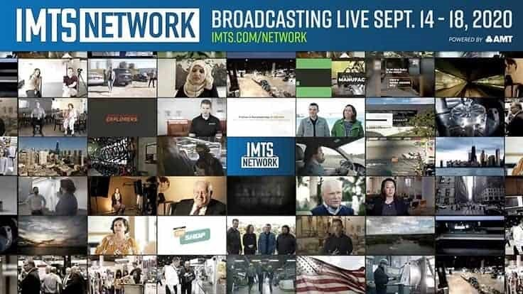 IMTS Network Week, Sept. 14 - 18, 2020
