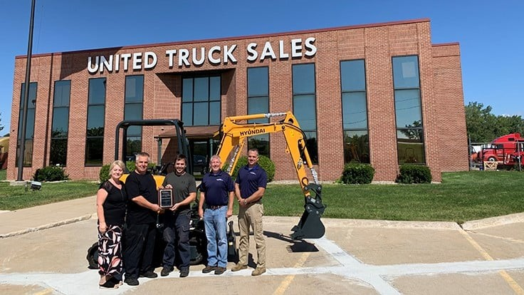 Hyundai Construction Equipment expands North American distribution network
