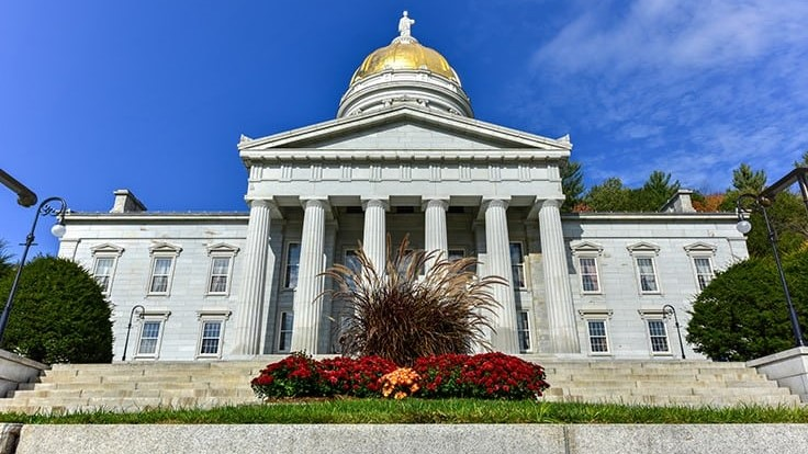 Vermont House and Senate Reach Deal on Legislation to Legalize Cannabis Sales
