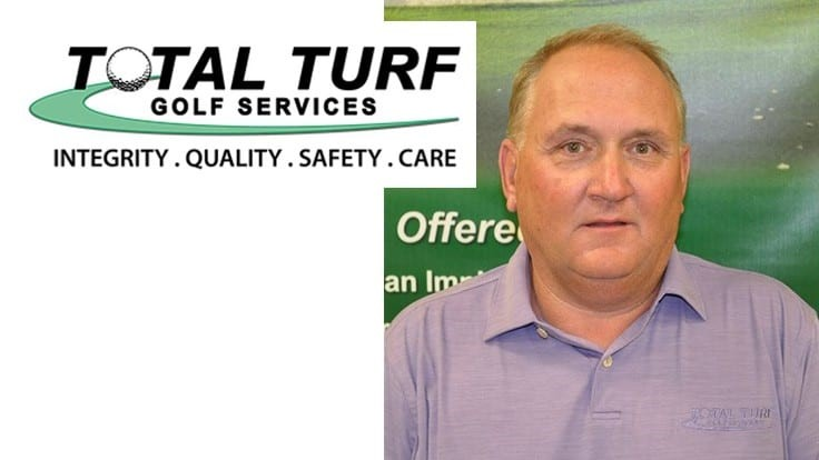 Total Turf Golf Services adds new golf operations manager