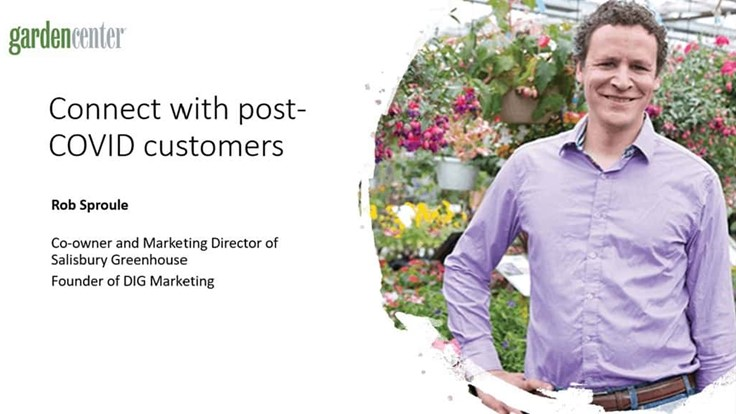 Connect with post-COVID customers