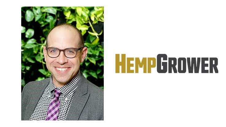 Hemp Grower Appoints Stephen Langel as Editor