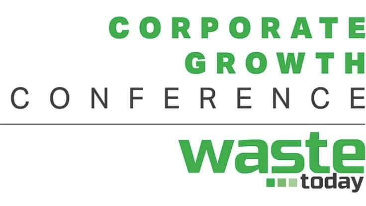 Top executives from across the waste and environmental services sector to come together at this year's Corporate Growth Conference