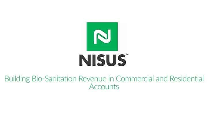 Upcoming Webinar: Building Bio-Sanitation Revenue in Commercial and Residential Accounts
