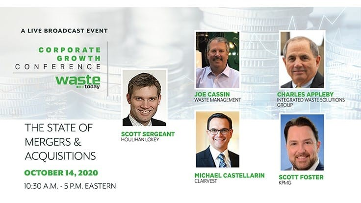 Panelists to discuss the state of M&A at this year's Corporate Growth Conference