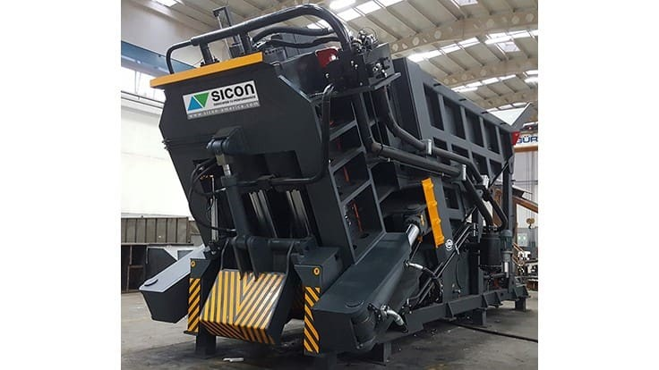 Sicon strikes alliance with Turkish baler and shear maker