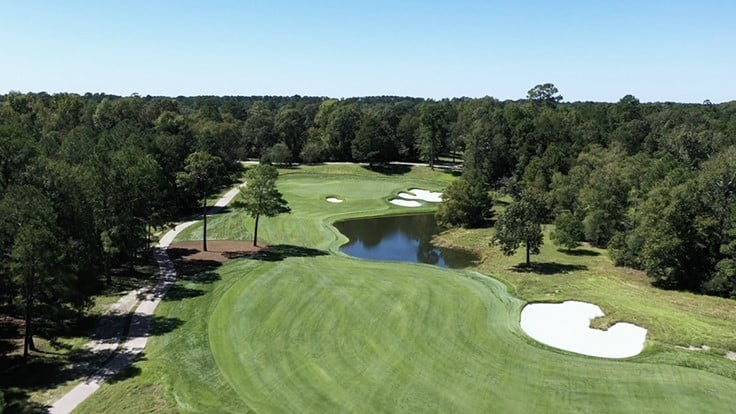 Whispering Pines reopens following extensive course construction