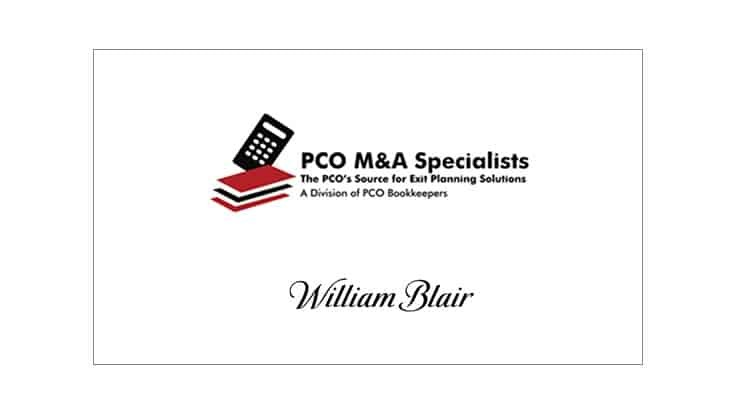 PCO M&A Specialists, William Blair Collaborate on Pest Index