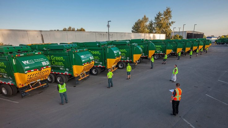 Waste Management releases sustainability report