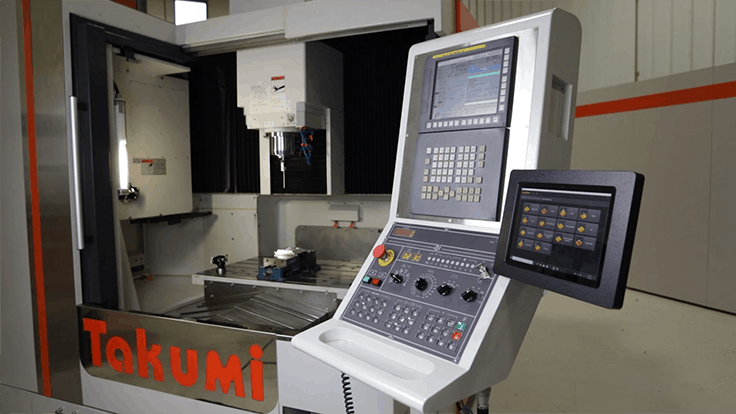 Takumi USA offers Renishaw Set & Inspect Probing for the Fanuc Control