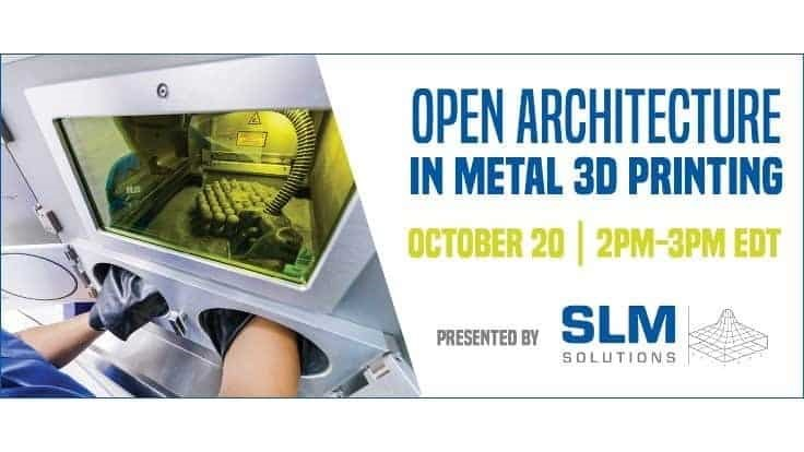 Reveal the possibilities of metal 3D printing