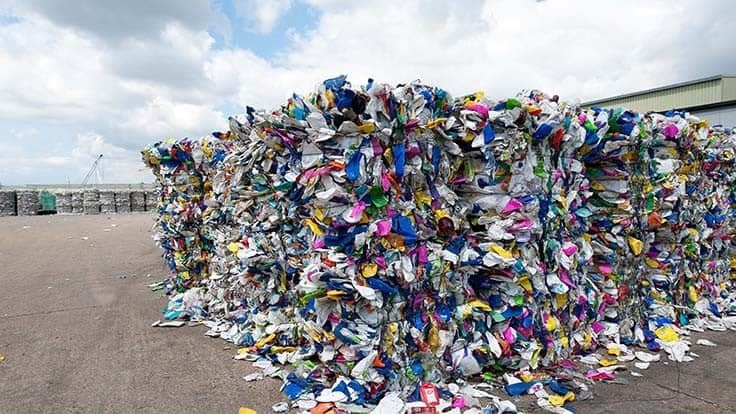 UKRI invests to increase plastic recycling systems in the UK