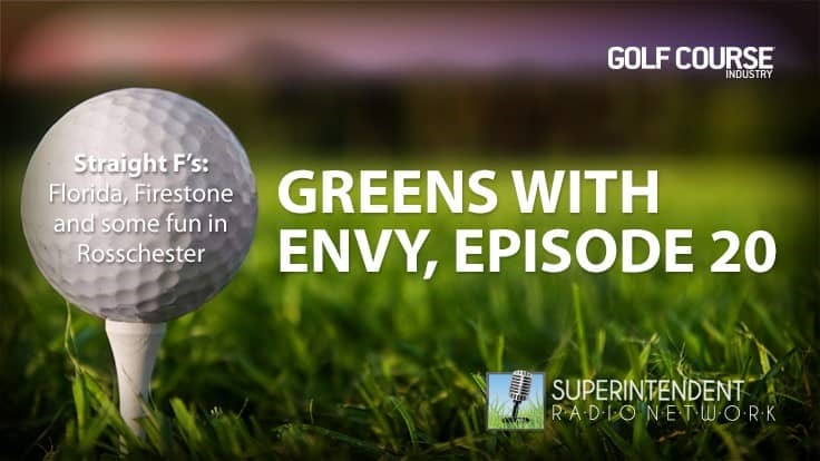 Greens with Envy, Episode 20