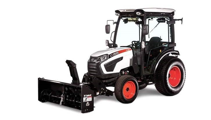 Bobcat releases new front-mount snowblower attachment