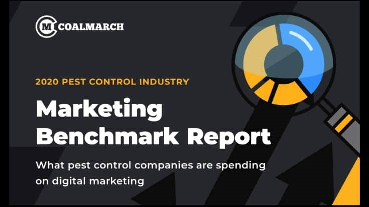 Coalmarch Releases Pest Industry Marketing Benchmark Report