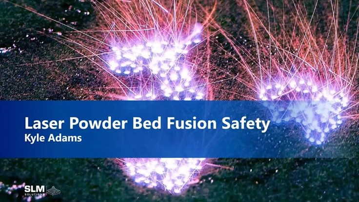 Laser Powder Bed Fusion Safety