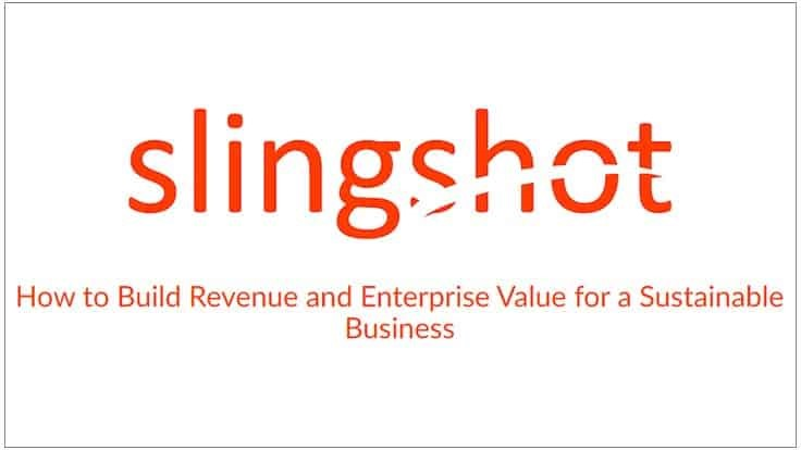 Webinar: How to Build Revenue and Enterprise Value for a Sustainable Business