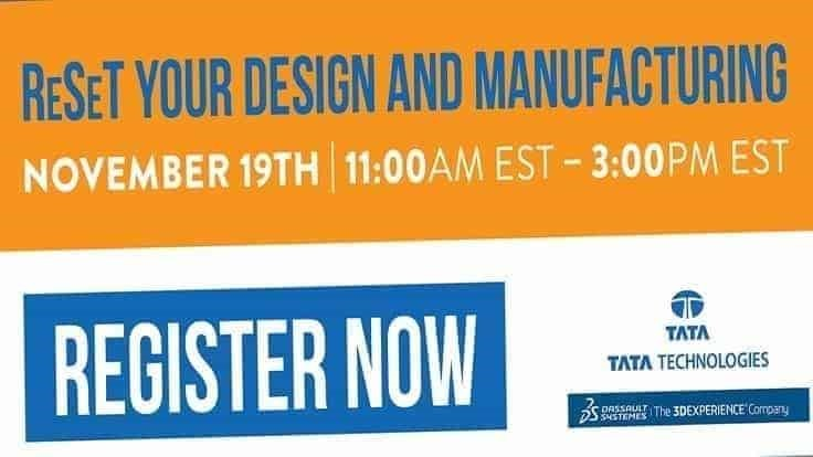 ReSeT your Design and Manufacturing Virtual Conference