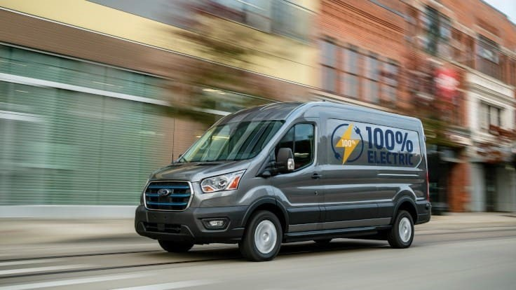Ford investing $100 million in Missouri for electric van