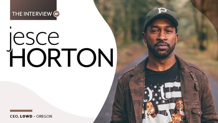 The Interview: Jesce Horton Shares the Story of LOWD