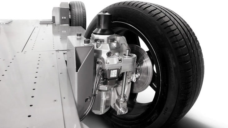 REE, Maxion partnering on electric vehicle wheel systems