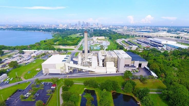 How the city of Tampa's decision to take over its waste-to-energy facility is helping save money and improve operations