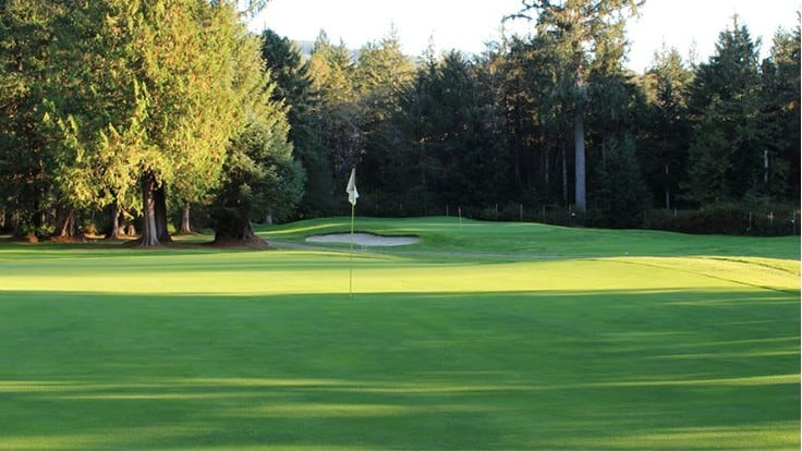British Columbia course selects Lobb + Partners for golf course review