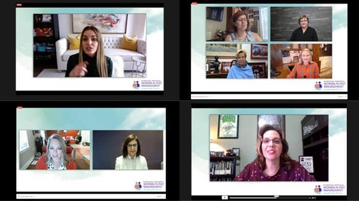 Professional Women in Pest Management Leadership Forum Goes Virtual