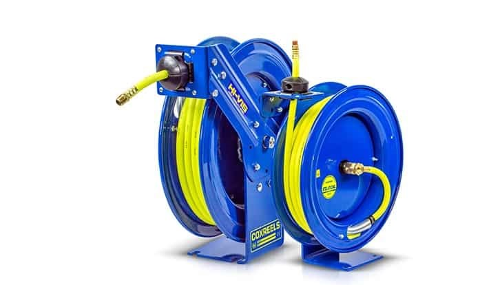 Coxreels unveils safety hose reels
