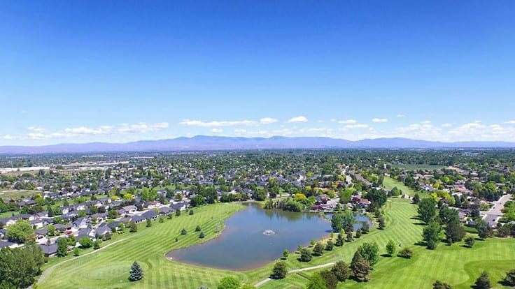 Idaho's Lakeview GC picks KemperSports for management needs