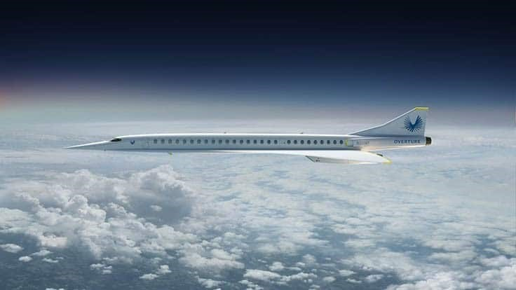 Collins Aerospace to work with Boom Supersonic