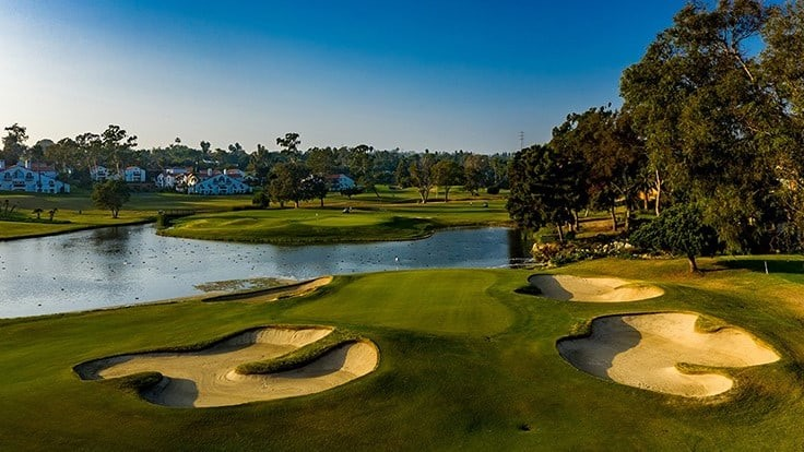 Gil Hanse selected to lead renovation at Omni La Costa Resort & Spa Champions Course
