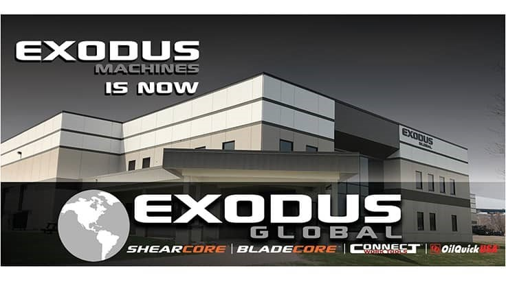 Exodus adds global perspective to branding
