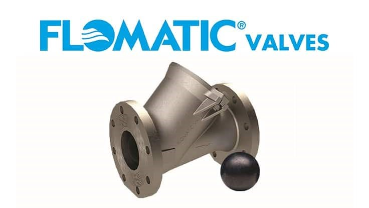 Flomatic adds news ball check valve model