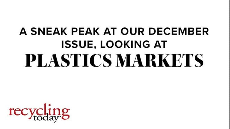 Plastics Market Report: December 2020