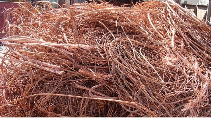 Nonferrous scrap making its way into China