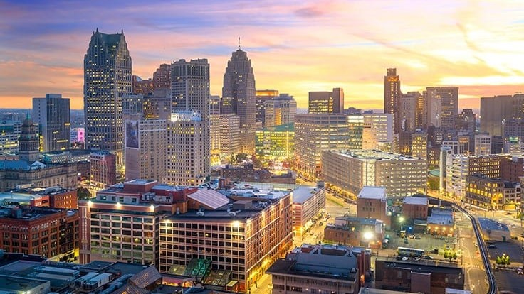 Detroit Will Allow Adult-Use Cannabis Sales in 2021