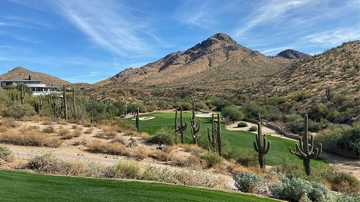 Tom Weiskopf and Phil Smith complete renovation at Troon Country Club