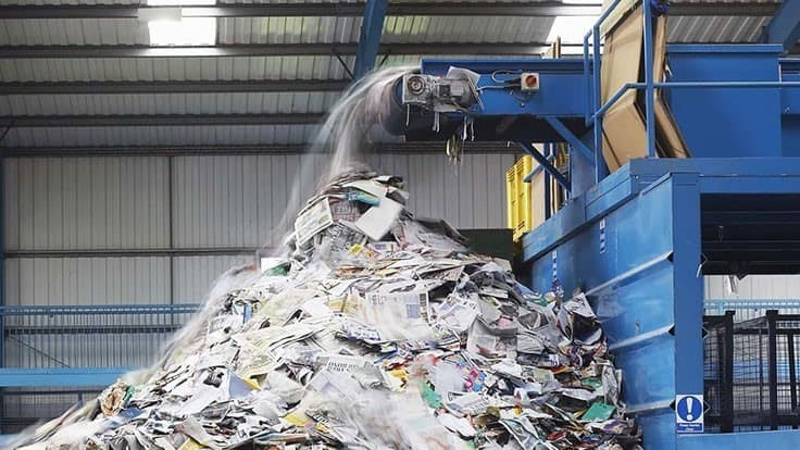 AMCS: Quality counts in recycled fiber