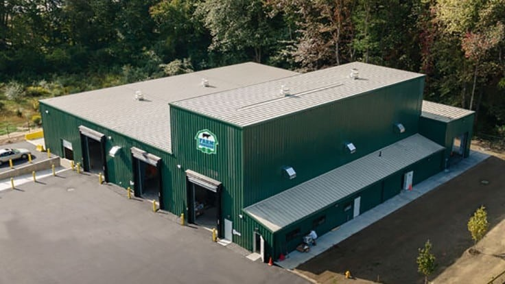 Vanguard Renewables announces opening of Organics Recycling Facility