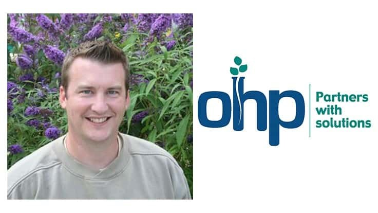 OHP adds Paul Pilon as technical service manager
