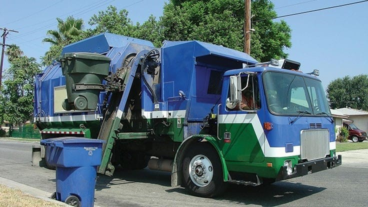BLS report shows waste and recycling collection is 6th deadliest occupation