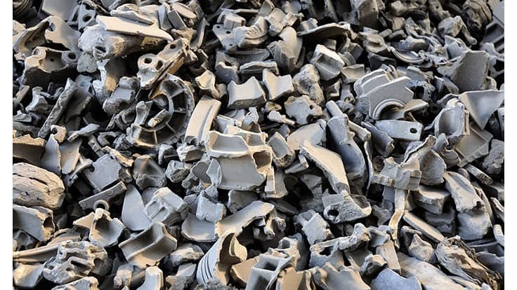 A seller's market for aluminum scrap