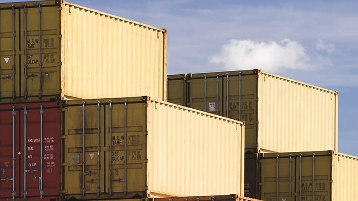 Year closes with container shortage continuing